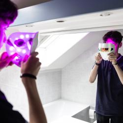 Magic Mask LED masque antiacné Medi-Lum Suisse
