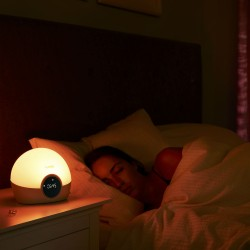 Lumie Spark 100 réveil lumière medi-lum suisse