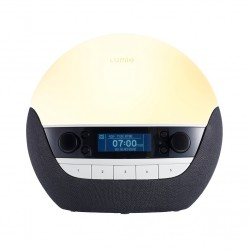 Lumie Luxe 700 750D réveil simulateur d'aube et crépuscule medi-lum suisse