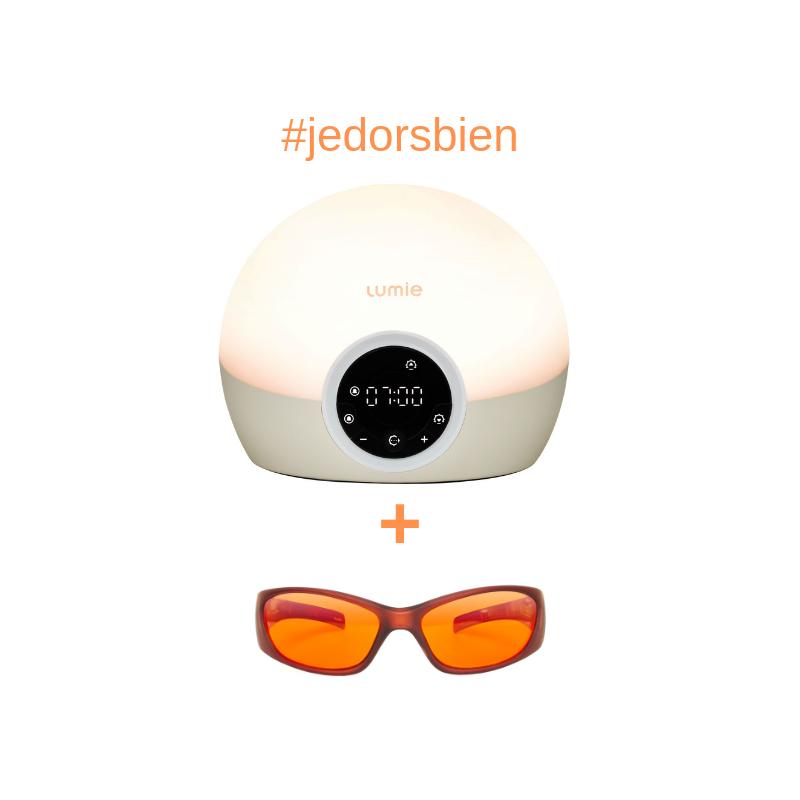 #jedorsbien lumie 100 lunettes blue-blocker rome