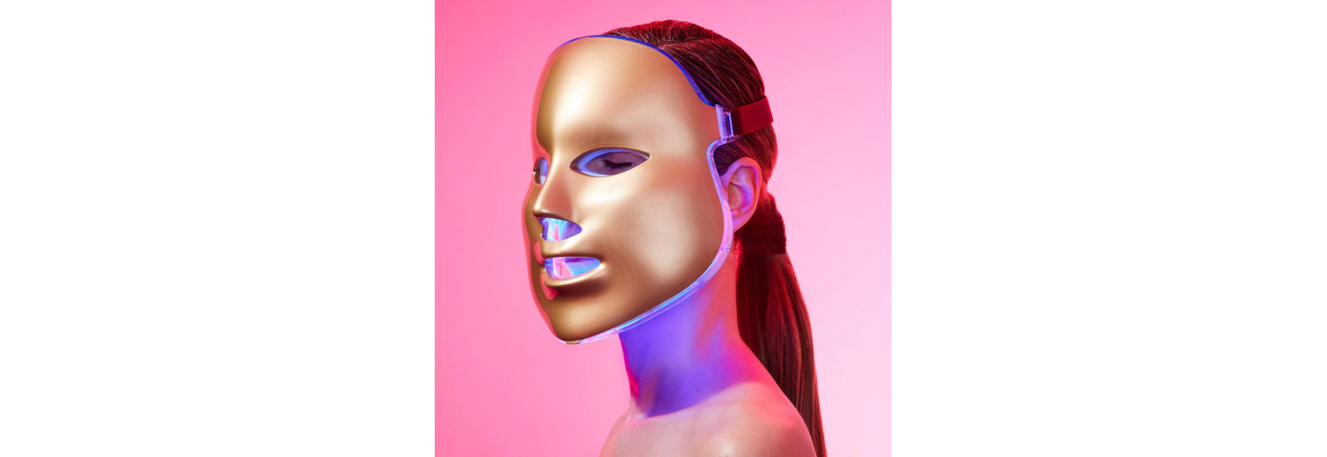 Photothérapie anti-âge - masque de luminothérapie - Medi-Lum