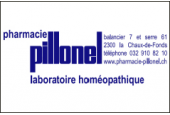 PHARMACIE PILLONEL