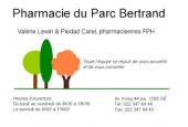 PHARMACIE DU PARC BERTRAND