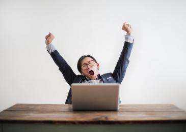 Vier einfache und effektive Methoden gegen Müdigkeit