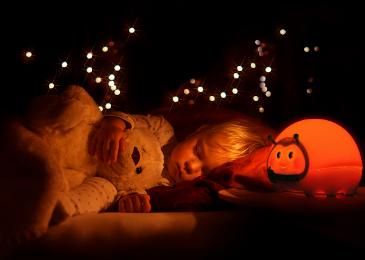 Nos astuces pour le sommeil des petits
