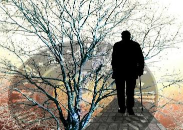 Maladie d'Alzheimer et Luminothérapie
